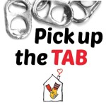 Collect pop tabs for RMHC