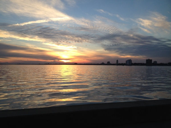 We will miss our Jacksonville Sunsets